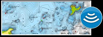 Navionics Lake Maps Camp Narrows Lodge, Rainy Lake Ontario | Navionics Map Navionics Lake Maps